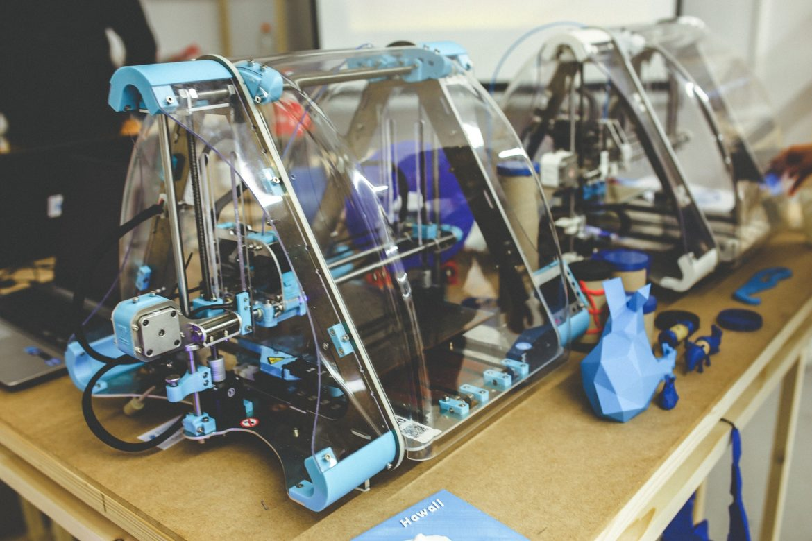 Microsoft is trying to get into 3D printing