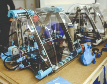 Intel wants to automate 3D printing