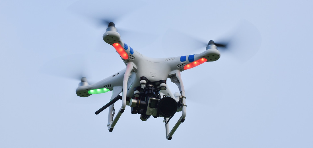 Hong Kong university will use drones to fight bad Wi-Fi
