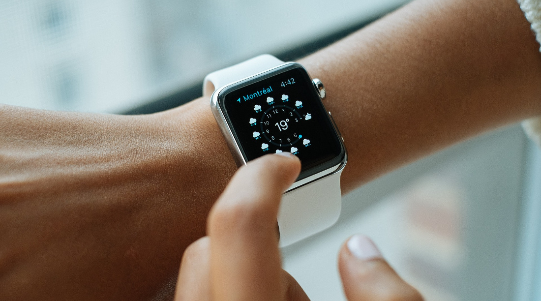 Wearing a smartwatch could one day save your life