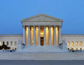 The Supreme Court will hear Samsung and Apple's iPhone dispute in October